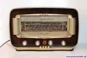 Radio TSF Marque Nordia-Radio, modèle telsterfirst
