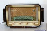 Radio TSF Marque Perfecta, modèle Inconnu