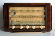 Radio TSF Marque Sonneclair, modèle Super Luxe